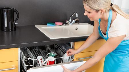 Какие бывают размеры встраиваемых посудомоечных машин