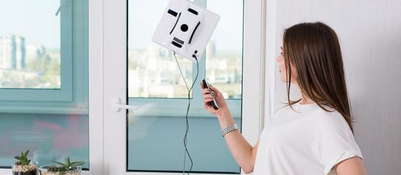 Как выбрать робота для мытья окон