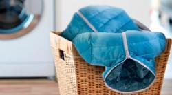 Как постирать пуховик в стиральной машине, чтобы пух не сбился