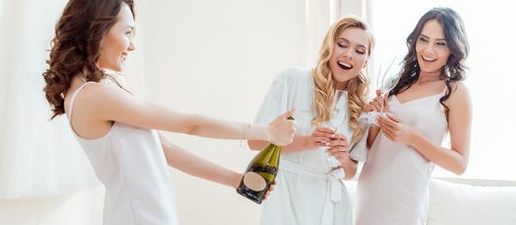 Как правильно и безопасно открывать шампанское