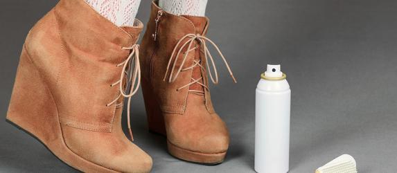 Как почистить замшевую обувь от пятен и грязи