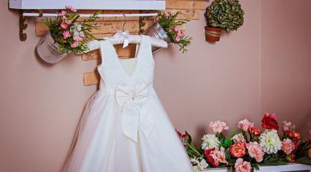 Как правильно накрахмалить платье в домашних условиях