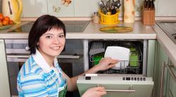 Мини посудомоечная машина для небольшой семьи