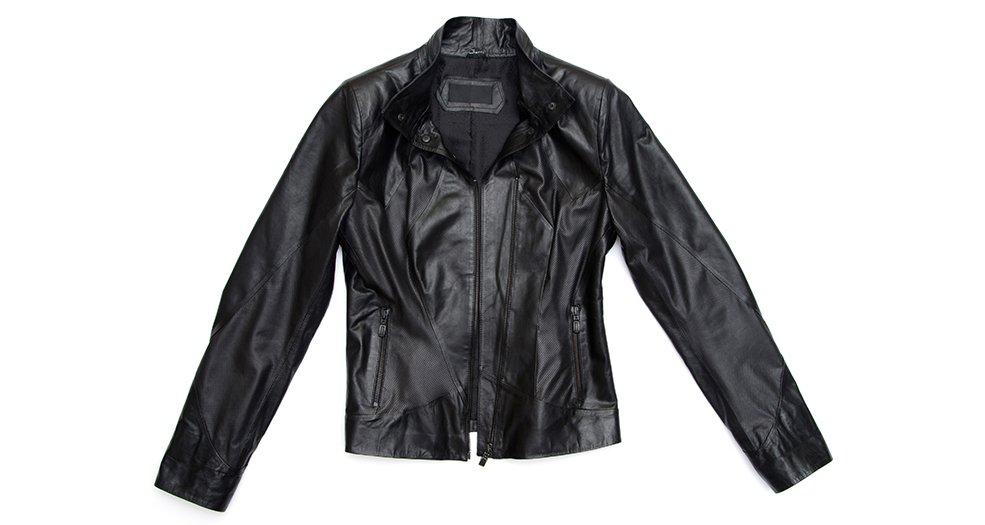 0e9b6615213c Как почистить кожаную куртку в домашних условиях быстро