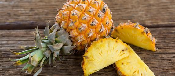 Как правильно хранить ананас