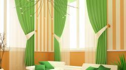 Держатели для штор – стильное украшение комнаты