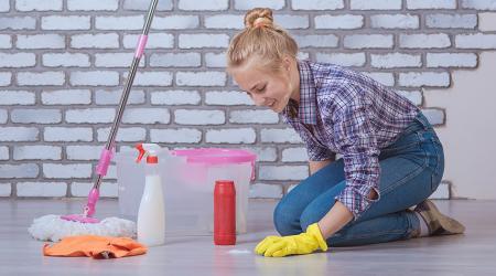 Средство для мытья пола: выбираем лучшее