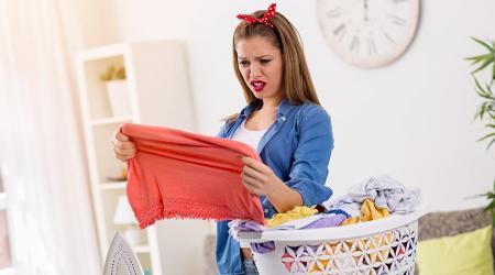 Как отстирать разные виды масляных пятен с одежды