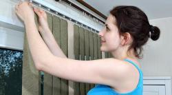 Как постирать вертикальные жалюзи в машинке и вручную