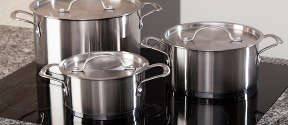 Какую следует купить посуду для индукционной варочной панели