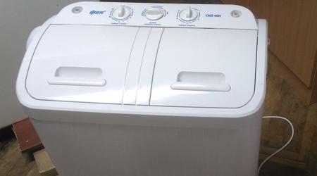 Стиральная машина «Фея»: технические особенности и инструкция