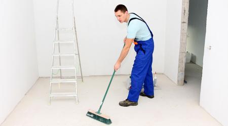 Уборка квартиры после ремонта: советы профессионалов