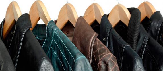 Как почистить кожаную куртку от пятен и грязи в домашних условиях