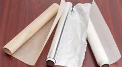 Чем можно заменить пергаментную бумагу для выпекания