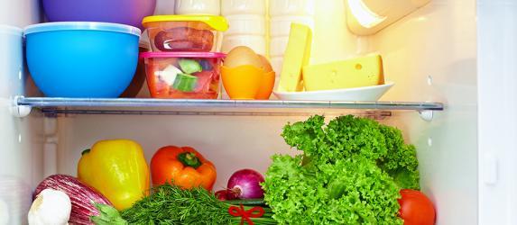 Принципы хранения продуктов в холодильнике