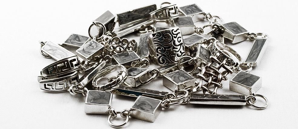 почистить серебро