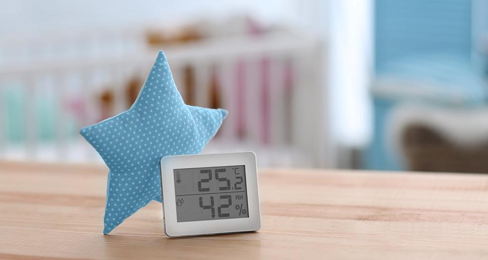 чем измеряется влажность воздуха