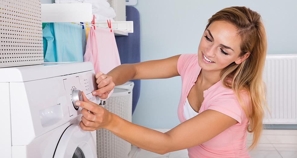 стиральная машина с баком для воды