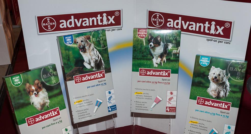 Капли адвантикс для собак: инструкция по применению, состав, отзывы.