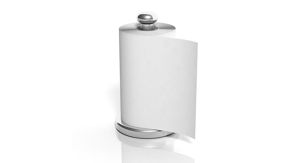 Держатель для бумажных полотенец – как выбрать