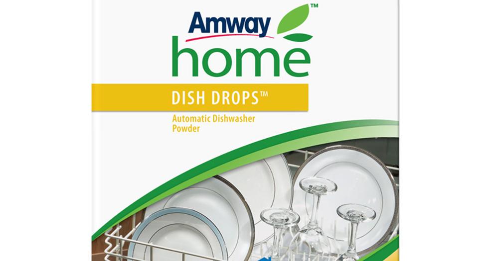 порошок Amway Dish Drops