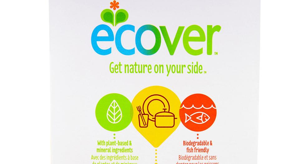 порошок Ecover