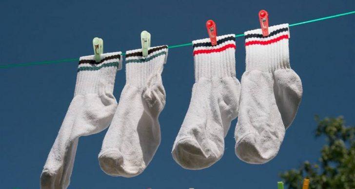 Как отбеливать белые носки в домашних условиях 78